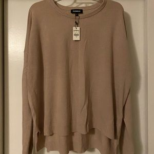 NWT Express sweater size M